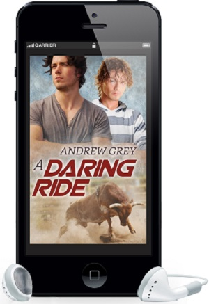 A Daring Ride by Andrew Grey ~ Audio Review