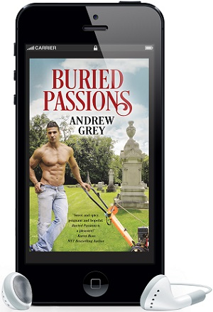 Buried Passions by Andrew Grey ~ Audio Review