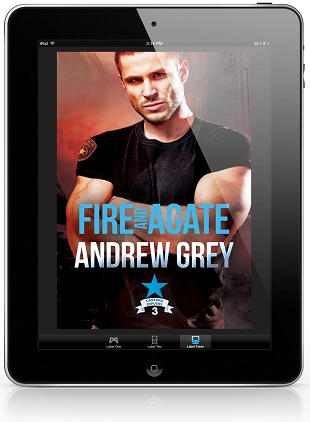 Fire and Agate by Andrew Grey Guest Post & Excerpt!