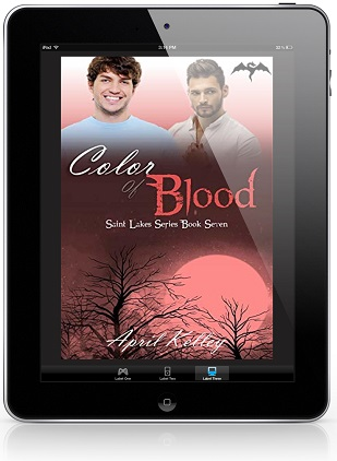 Color of Blood by April Kelley