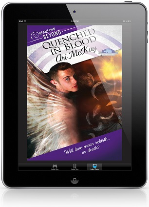 Quenched in Blood by Ari McKay