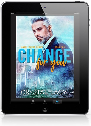 Change For You by Crystal Lacy Sale Blitz & Giveaway!!