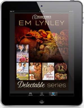 Delectable Series by E.M. Lynley