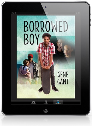 Borrowed Boy by Gene Gant Guest Post & Excerpt!