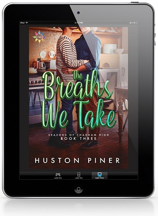 The Breaths We Take by Huston Piner Release Blast, Excerpt & Giveaway!