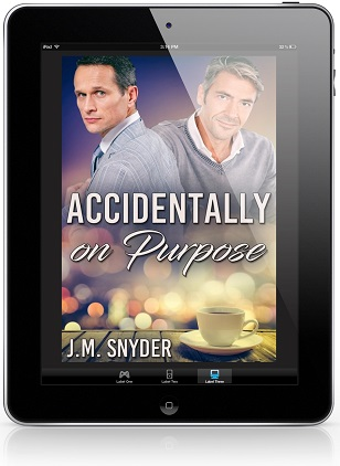 Accidentally On Purpose by J.M. Snyder Release Blast, Excerpt & Giveaway!