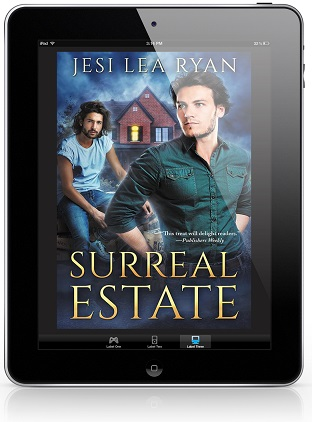 Surreal Estate by Jesi Lea Ryan Blog Tour, Excerpt & Giveaway!