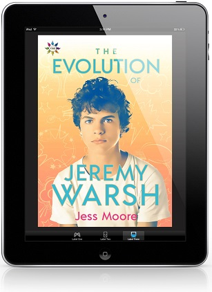 The Evolution of Jeremy Warsh by Jess Moore Release Blast, Excerpt & Giveaway!