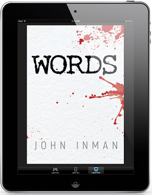 Words by John Inman