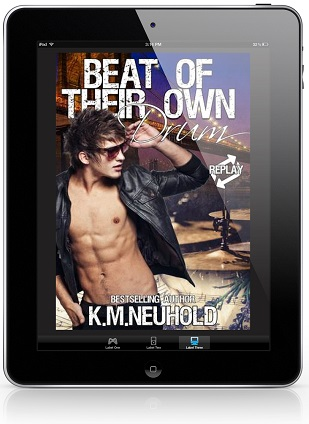 Beat of Their Own Drum by K.M. Neuhold Blog Tour, Excerpt & Giveaway!
