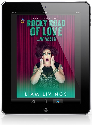 Rocky Road of Love…in Heels by Liam Livings Release Blast, Excerpt & Giveaway!