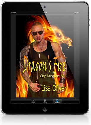 Dragon's Fire by Lisa Oliver