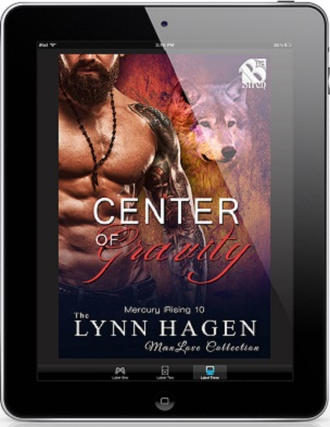 Center of Gravity by Lynn Hagen