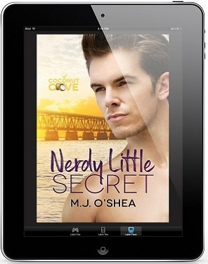 Nerdy Little Secret by M.J. O'Shea (2nd Edition)
