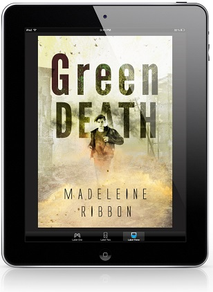 Green Death by Madeleine Ribbon
