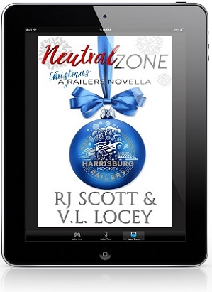 Neutral Zone by R.J. Scott & V.L. Locey Blog Tour, Excerpt, Review & Giveaway!