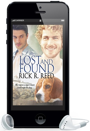 Lost and Found by Rick R. Reed ~ Audio Review