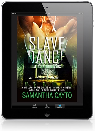 Slave Dance by Samantha Cayto