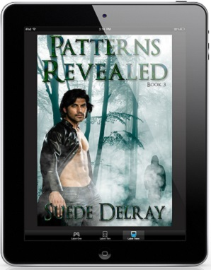 Pattern's Revealed by Suede Delray