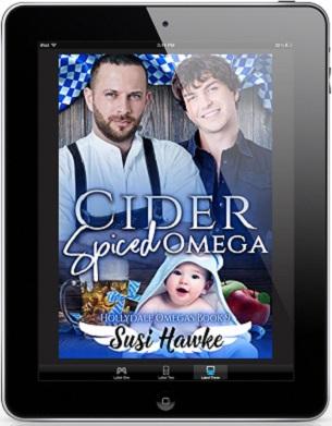 Cidar Spiced Omega by Susi Hawke