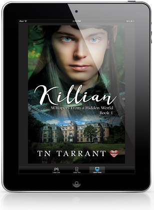 Killian by T.N. Tarrant Book Blast, Excerpt & Giveaway!