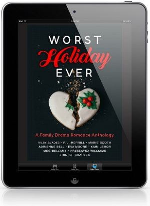Worst Holiday Ever Anthology Blog Tour, Excerpt & Giveaway!