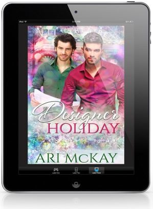 Designer Holiday by Ari McKay Release Blast & Giveaway!