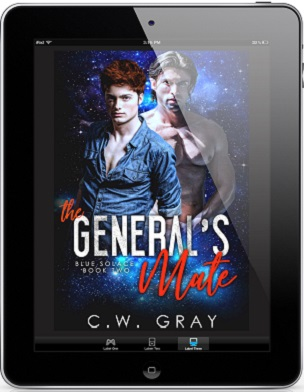 C.W. Gray - The General's Mate 3D Cover 097897545