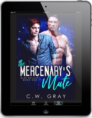 The Mercenary's Mate by C.W. Gray