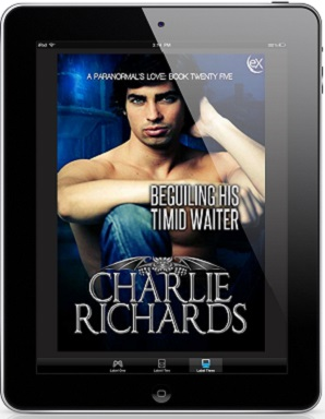 Beguiling His Timid Waiter by Charlie Richards