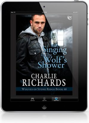 Singing in the Wolf's Shower by Charlie Richards
