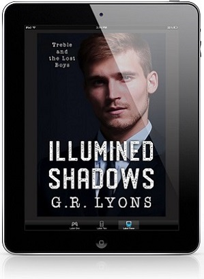 Illumined Shadows by G.R Lyons Release Blast & Giveaway!