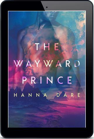 The Wayward Prince by Hanna Dare