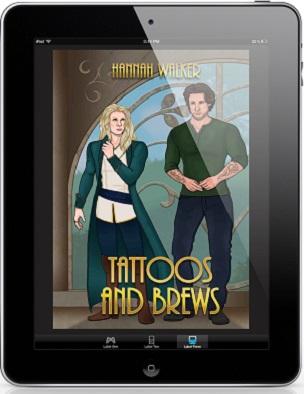 Tattoos and Brews by Hannah Walker