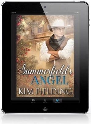 Summerfield's Angel by Kim Fielding Blog Tour, Review & Giveaway!
