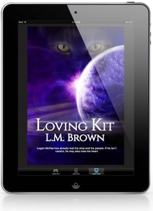 Loving Kit by L.M. Brown