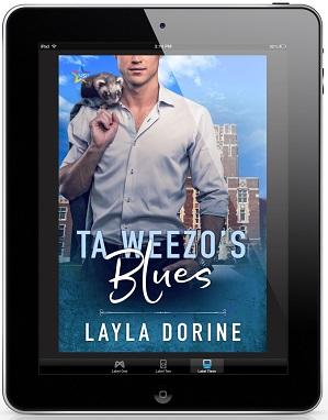 Ta Weezo's Blues by Layla Dorine Release Blast, Excerpt & Giveaway!