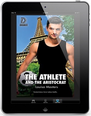 The Athlete and the Aristocrat by Louisa Masters Blog Tour, Holiday Bonus Scene & Giveaway!