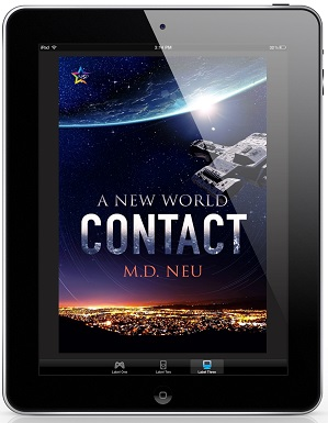 Contact by M.D. Neu Cover Reveal & Giveaway!