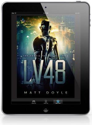 LV48 by Matt Doyle Release Blast, Excerpt & Giveaway!