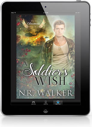 A Soldier's Wish by N.R. Walker Release Blast & Giveaway!