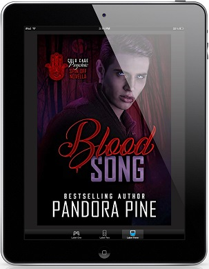 Blood Song by Pandora Pine