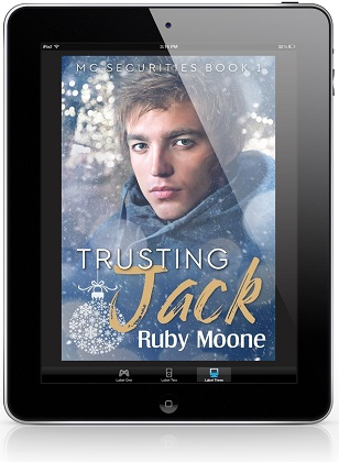 Trusting Jack by Ruby Moone Release Blast & Giveaway!
