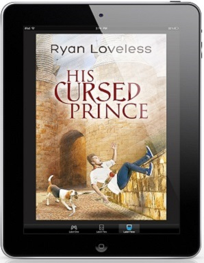 His Cursed Prince by Ryan Loveless