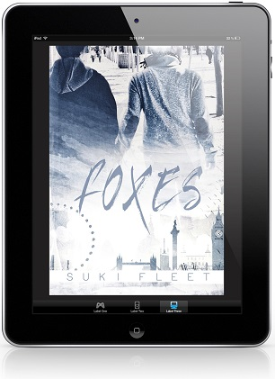 Foxes by Suki Fleet Book Blast & Giveaway!
