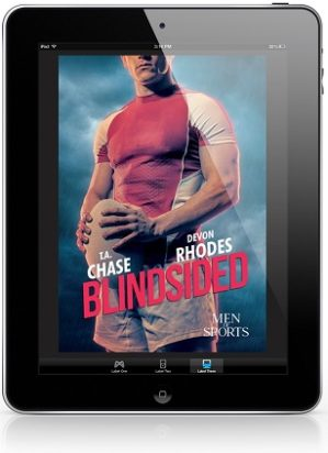 Blindsided by T.A. Chase & Devon Rhodes (2nd Edition)