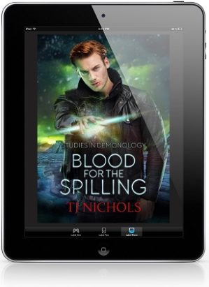 Blood for the Spilling by T.J. Nichols
