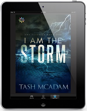 I am the Storm by Tash McAdam Release Blast, Excerpt & Giveaway!