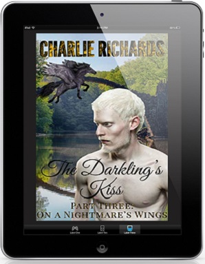 The Darkling's Kiss: Part Three: On a Nightmare's Wing by Charlie Richards