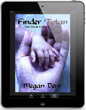 Finder Tolan by Megan Derr (2nd Edition)